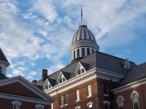 A State Hospital Dome